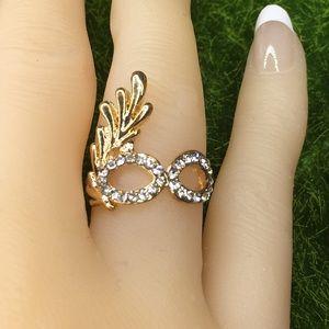 Jewelry - Masquerade Mask Ring